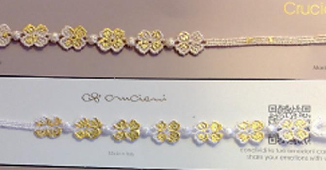 new product 03028 a0095 Contratto da 22 milioni per i braccialetti Cruciani in ...