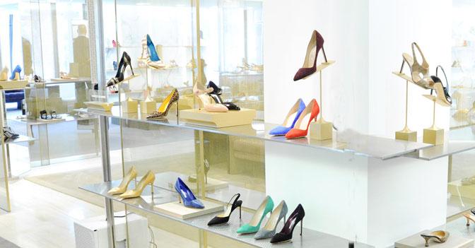 L 39 italia prima in europa per acquisti di scarpe e il for Negozi design online