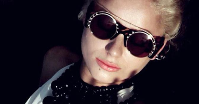 Un frame di un video di Diana Kunst