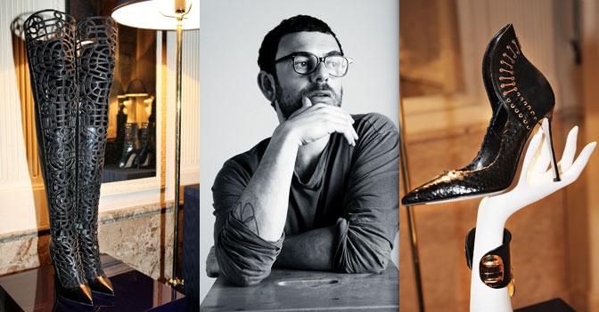 new style cfd85 5e534 Francesco Russo: «Le mie scarpe Sergio Rossi valgono davvero ...
