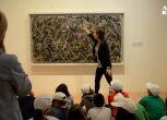 A Venezia pianeta Pollock, Jackson e Charles