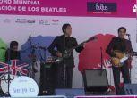 Messico, raduno fan Beatles a 'loro immagine e somiglianza'