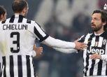 Juve, Pirlo salta Roma e Champions