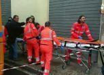 Autobus contro muro a Ancona: 18 feriti