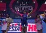 Giro d'Italia: Modolo, sprint d'oltreconfine e Nizzolo s'inchina