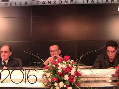 Sanremo, Conti presentera' anche il terzo festival
