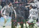 La Juve vince e sorpassa il Napoli