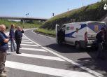 Polizia sventa rapina a portavalori