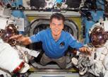 Nespoli riporta in orbita l'Italia: dal maggio 2017 sulla Iss