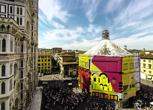 The «making of» Monumental Pucci a Pitti Uomo