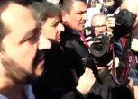 """Salvini: """"Alfano si autoesclude dal nostro progetto"""""""