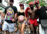 """Colombia in mutande per la """"giornata senza pantaloni""""   Nude News"""