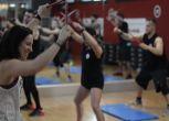 """Madonna porta in Italia il """"Pound"""", la nuova tendenza del fitness"""