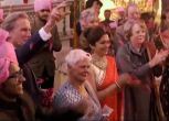 Il Marigold hotel incontra Bollywood, con Dev Patel, Gere, Denc