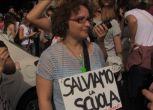 Studenti in piazza contro la buona scuola, cortei in tutta Italia