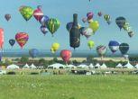 Francia, stabilito nuovo record di mongolfiere a spasso nel cielo