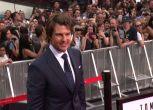 """Folla per Tom Cruise a New York per la nuova """"Mission Impossible"""""""