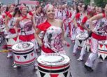 A Londra impazza il Carnevale di Notting Hill