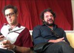 """""""Natale col boss"""", Lillo e Greg sul set tra DiCaprio e Di Capri"""