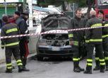 Tragedia a Palermo, 54enne perde il lavoro e si dà fuoco in auto