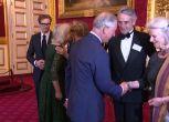 Londra, Carlo e Camilla ricevono gli attori inglesi premi Oscar