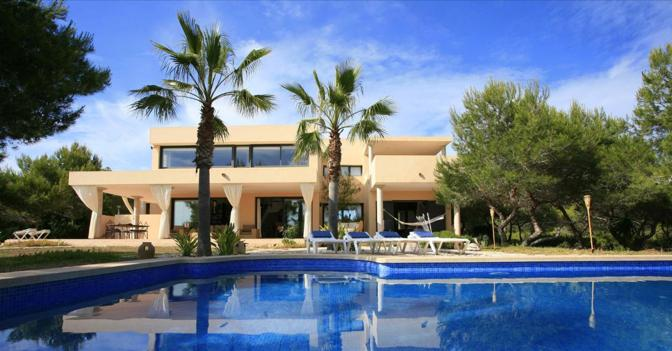 Formentera - Villa Mitjorn